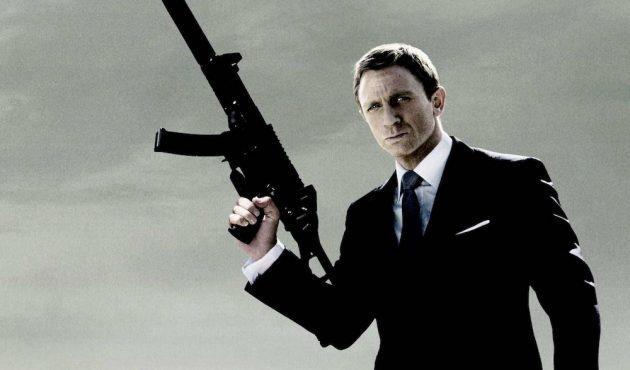 Shatterhand, not stirred. Bond film title 'leaked'