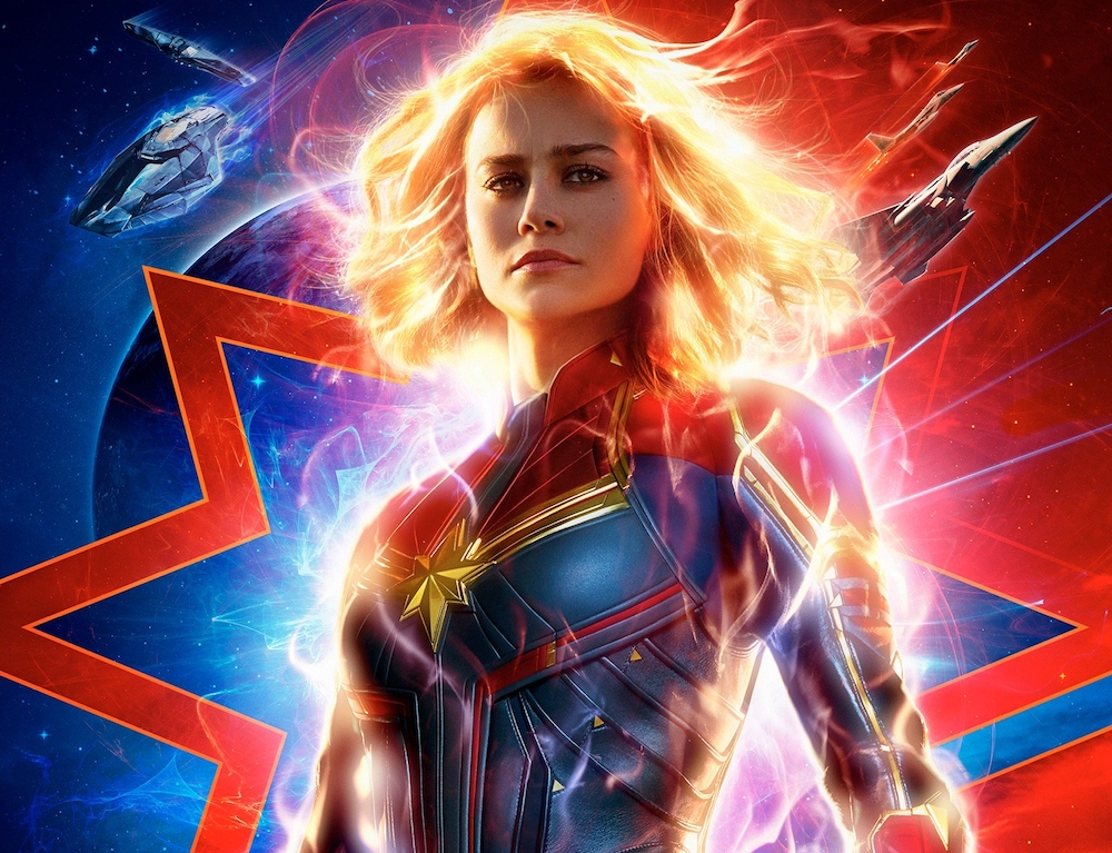 Culture - Film review: Captain Marvel