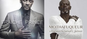 Will Smith and Samuel L. Jackson become fragrance memes