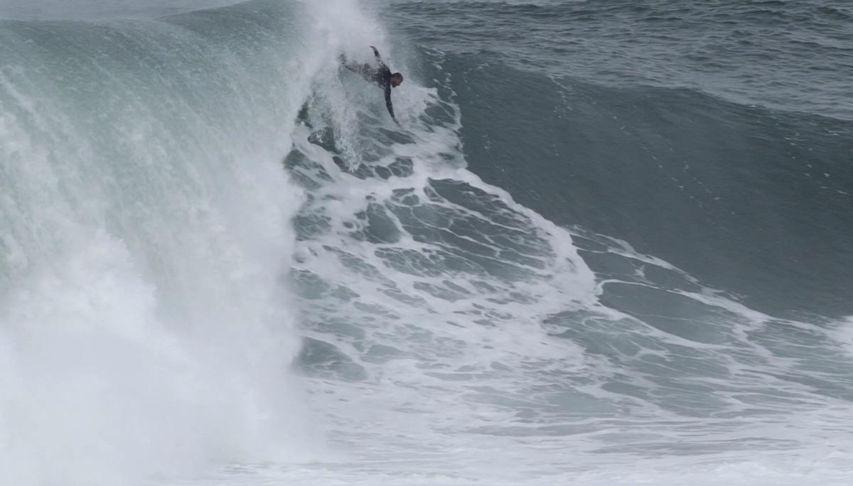 Kalani-bodysurfing