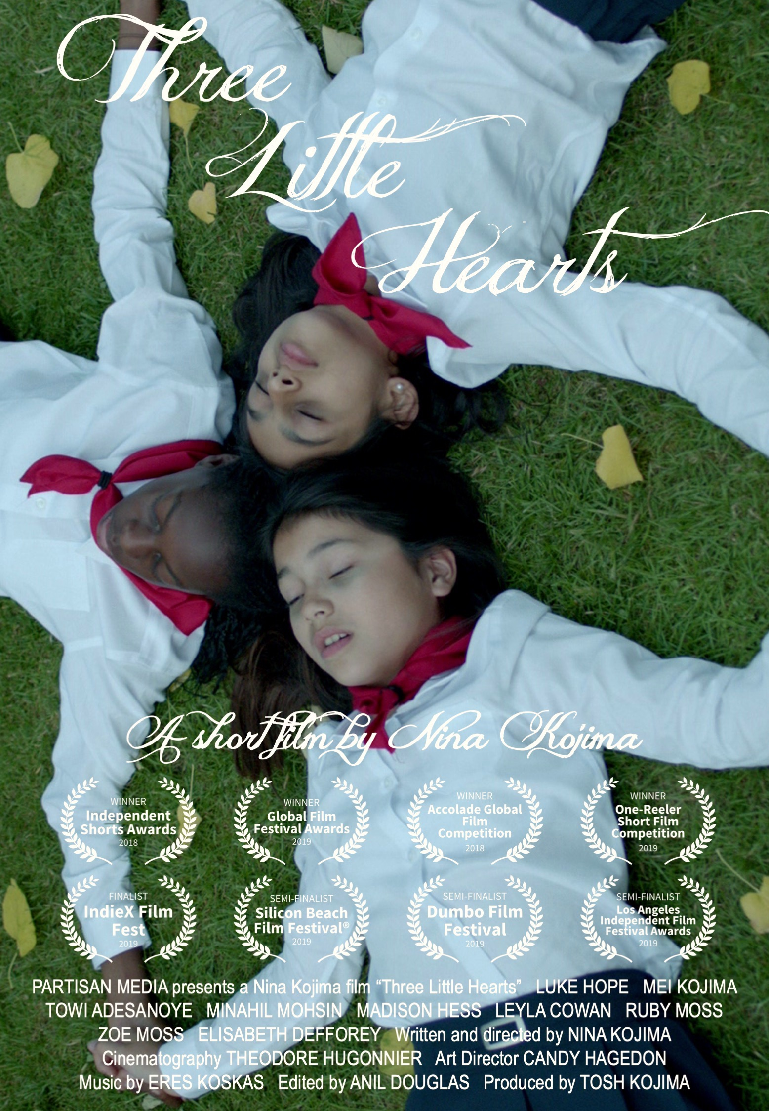 Three Little Hearts poster_with Awards-poster