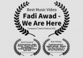 An outstanding win for Fadi Awad at this year's European Cinema Festival