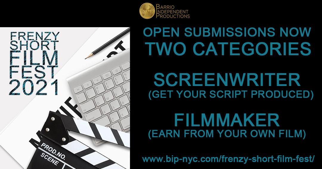 Frenzy-Short-Film-Festival-2021-Open-Call