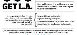 Get L.A  Short film competition