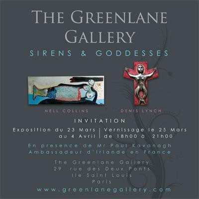 Invite-sirens & goddesses